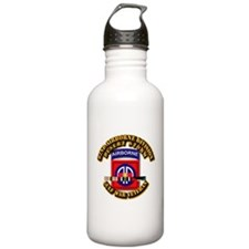 Army - DS - 82nd ABN DIV w SVC Water Bottle