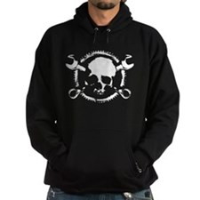 Wrench-Gear-Skull Hoodie