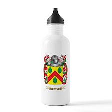 Nettles Coat of Arms (Family Crest) Water Bottle