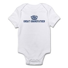 Coolest Great Grandfather Infant Bodysuit