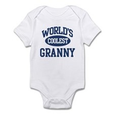 Coolest Granny Infant Bodysuit