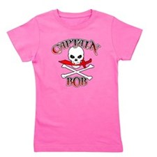 Captain Bob Girl's Tee