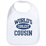 Coolest Cousin Bib