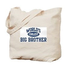 Coolest Big Brother Tote Bag