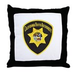 California Youth Authority Throw Pillow
