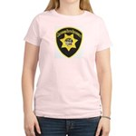 California Youth Authority Women's Pink T-Shirt