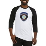 White Settlement ISD PD Baseball Jersey