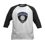 White Settlement ISD PD Kids Baseball Jersey