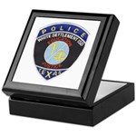White Settlement ISD PD Keepsake Box