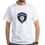 White Settlement ISD PD White T-Shirt