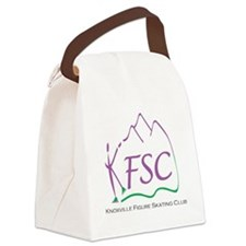 KFSC Logo Canvas Lunch Bag