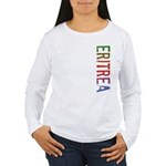 Eritrea Women's Long Sleeve T-Shirt