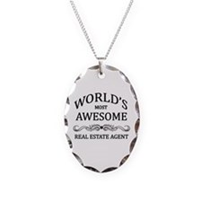 World's Most Awesome Real Estate Agent Necklace
