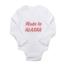 Made In Alaska Body Suit