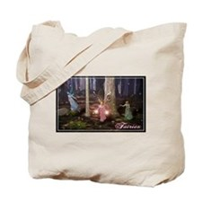 Cute Fairie wings Tote Bag