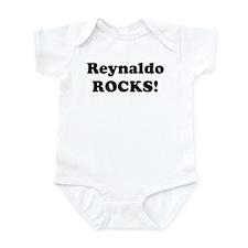 Reynaldo Rocks! Infant Bodysuit