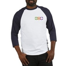 Eat Sleep Squash Baseball Jersey