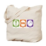 Eat Sleep Squash Tote Bag