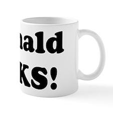 Reginald Rocks! Mug