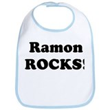 Ramon Rocks! Bib