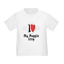 My Puggle Izzy T
