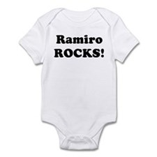Ramiro Rocks! Infant Bodysuit