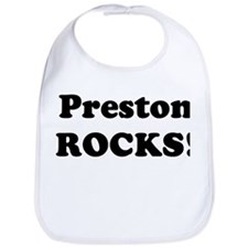 Preston Rocks! Bib