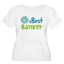 Earths Best Banker T-Shirt