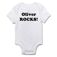 Oliver Rocks! Infant Bodysuit