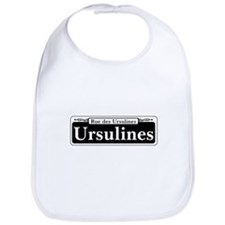 Ursulines St., New Orleans - USA  Bib