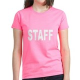 Staff (Front) Tee