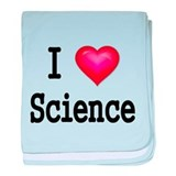 Science baby blanket Blanket