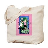 Girls Tennis Tote Bag