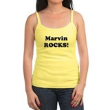 Marvin Rocks! Ladies Top