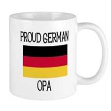 Proud German Opa Mug