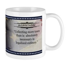 Calvin Coolidge Historical Mugs