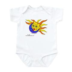 Sun & Moon - Infant Creeper