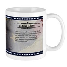 John Adams Historical Mugs