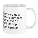 Bad Grade Coffee Mug