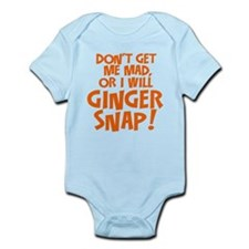 Ginger Snap Body Suit