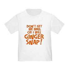 Ginger Snap T-Shirt