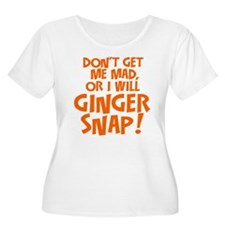 Ginger Snap Plus Size T-Shirt
