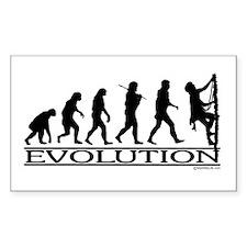 Evolution (Climbing) Rectangle Decal