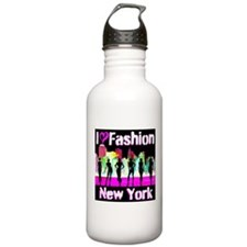 NYC FASHION Water Bottle