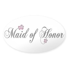 Maid of Honor Decal