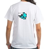 Wakeboard T (white)