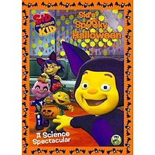 Sid the Science Kid: Sid's Spooky Halloween (DVD)