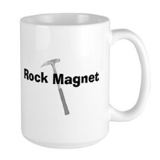 Rock Magnet Mugs