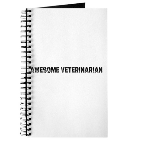 Awesome Veterinarian Journal