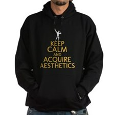 Keep Calm And Acquire Aesthetics Hoodie